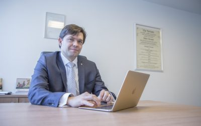 Patrik Šperl: Proč jsem odešel ze zaměstnání a podnikám?
