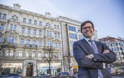 Patrik Šperl: sám svým finančním lékařem